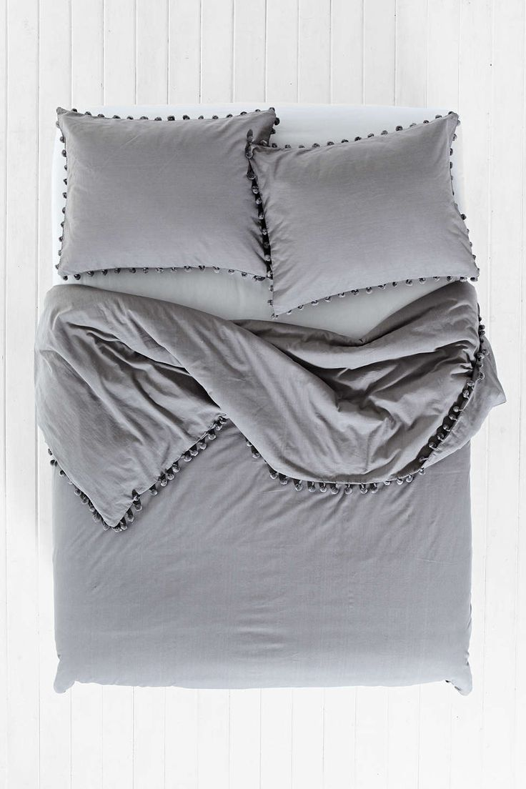 Best 25 Grey Duvet Ideas On Pinterest Grey Duvet Covers