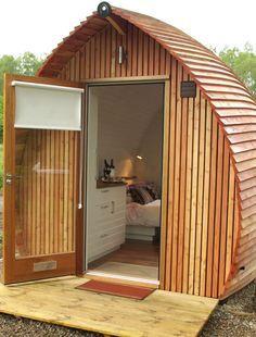 tiny house, mini cabin - Loch Ness