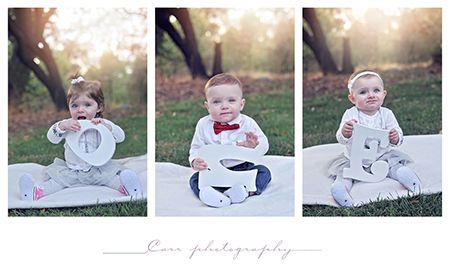Triplets 1st Birthday | infant photography   newborn photography / outdoor_triplets_ideas_pictures /  boat__triplets_ infant_photography  https://www.facebook.com/carrphotography.net
