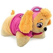 Image result for Pillow Pets 16-Inch Paw Patrol Skye Toy