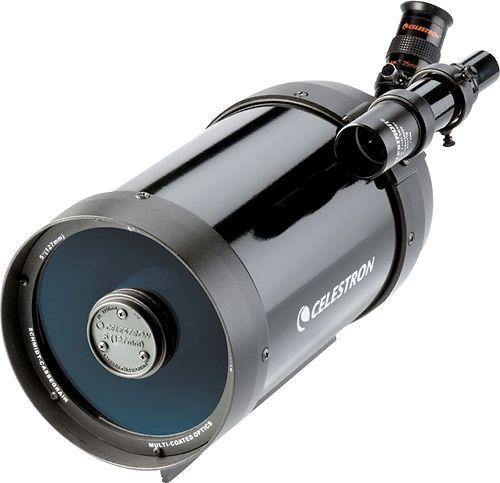 Celestron - C5 Schmidt-Cassegrain Spotting Scope - Black