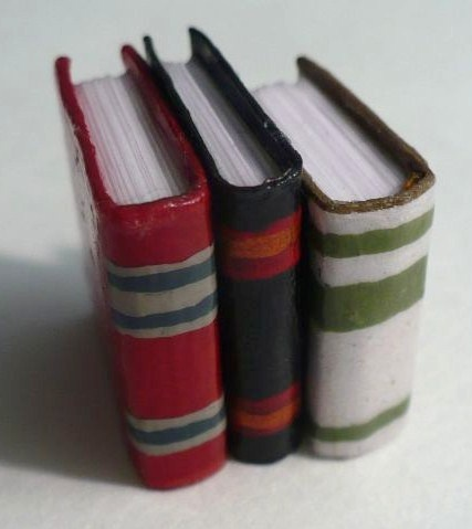 how to: another method of making miniature books