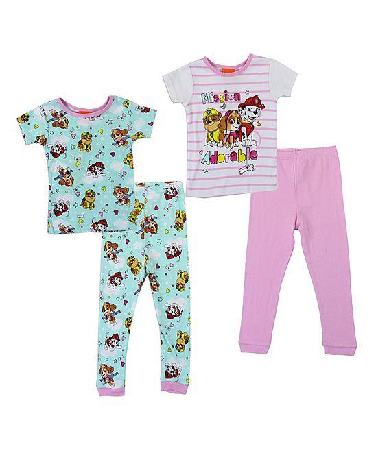 Paw Patrol Pajama Set - Toddler