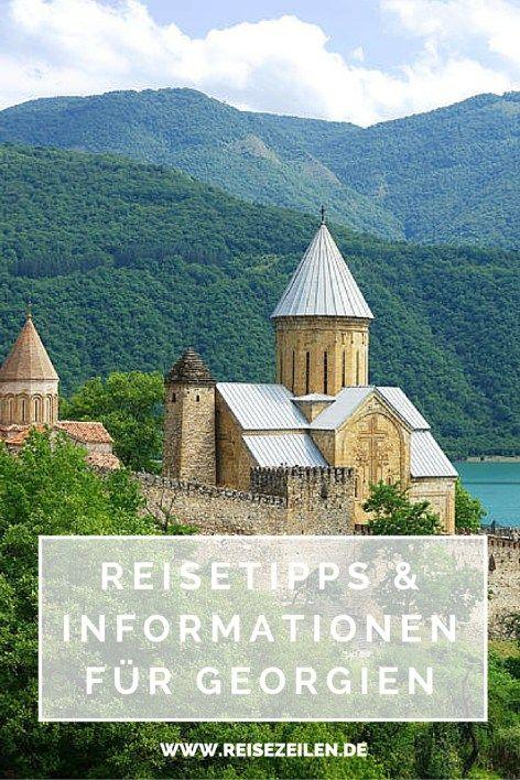 Meine Erfahrungen und Tipps für alle Reisenden, die sich für Georgien interessieren