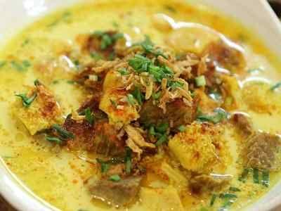 Empal Gentong - Kumpulan aneka cara membuat video resep empal gentong daging sapi ala sajian sedap asem mang darma asli cirebon yang paling enak ada disini.