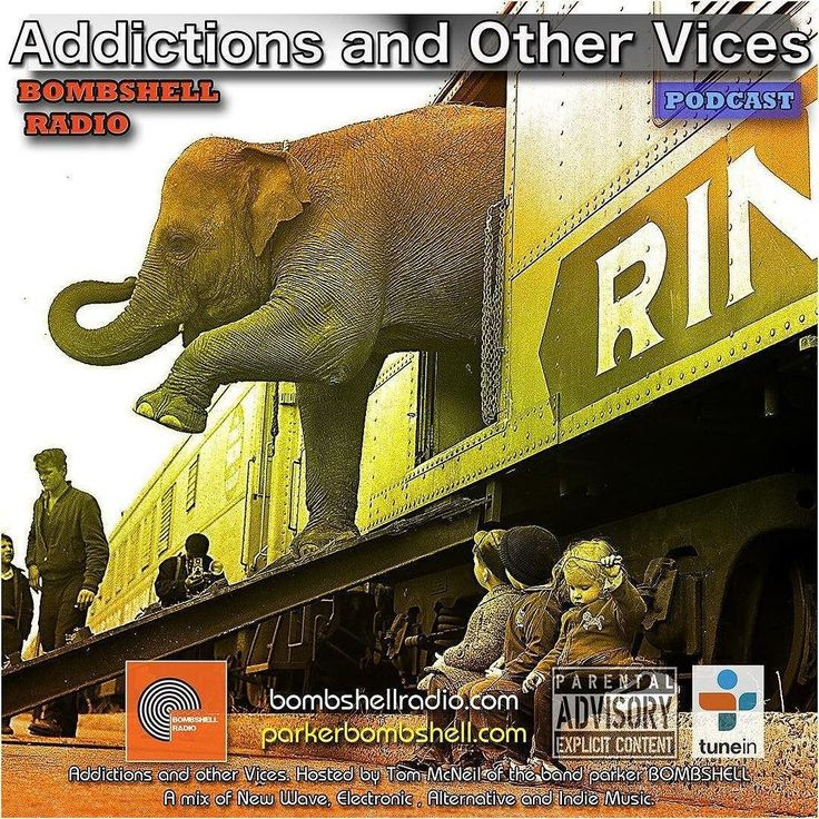 #today Addictions 331 #elephants #indierock #dj #alternative #rock #radio #addictionspodcast #listen #bombshellradio #mixcloud #tuneinradio #radioshow It's theme night on Addictions and Other Vices. Tonight we celebrate Elephants. This is a great excuse for me to comb through my collection and try to come up with a coherent show. Not as easy as you might think. However when you're driven by these music Addictions  compilations can make great company.  This is Addictions and Other Vices 331…