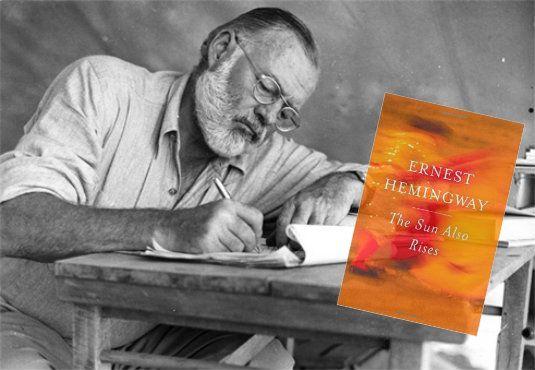 Η έννοια της αρρενωπότητας στο «Ο ήλιος ανατέλλει ξανά» του #Έρνεστ_Χέμινγουεϊ   του Γεωργίου Νικ. Σχορετσανίτη #book #review #info #writer #author http://fractalart.gr/ernest-hemingway/