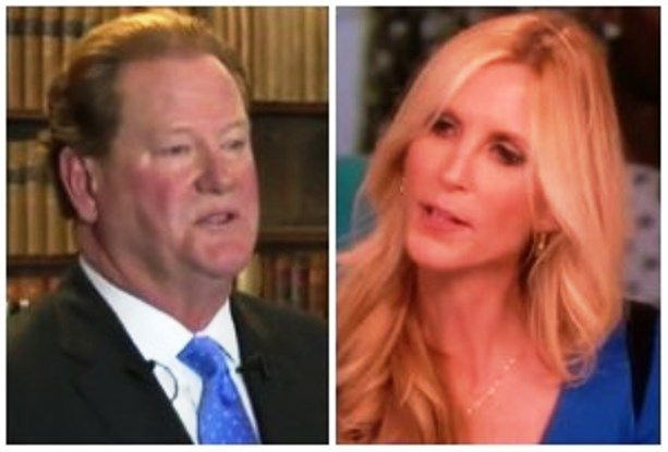 Ed Schultz wants no Republicans on his show then claims they're afraid of him.  Ann Coulter responds @edshow