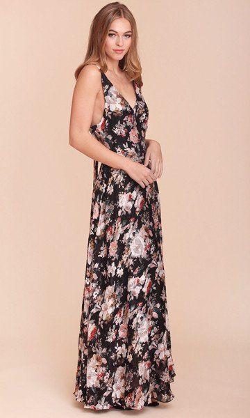 Lange jurk hoe lang