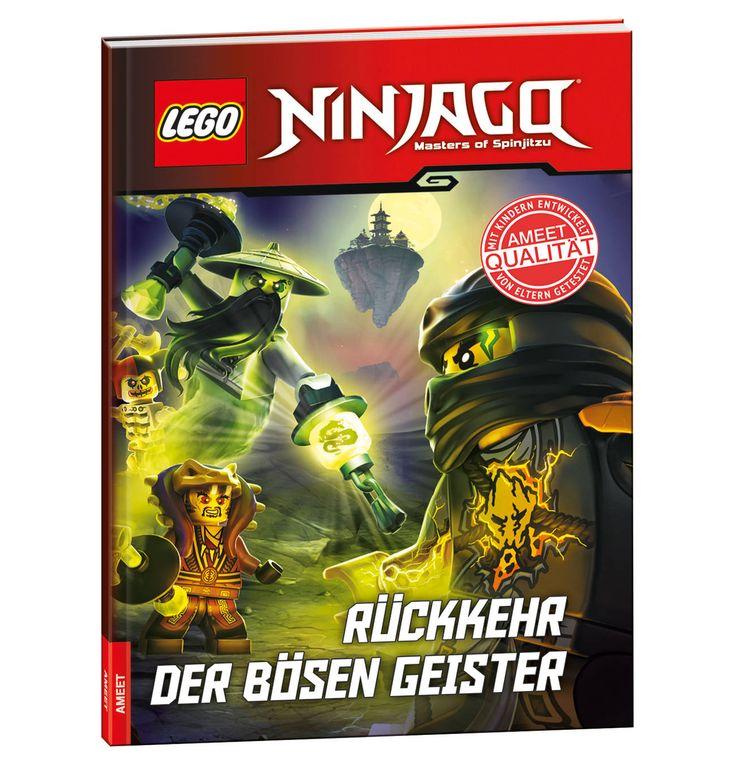lego® ninjago rückkehr der bösen geister  geister lego