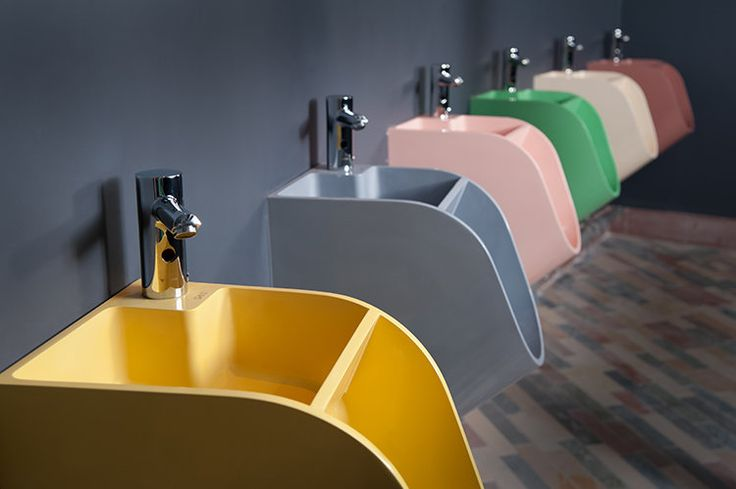 2 | Can This Sink-Urinal Hybrid Get Men To Wash Their Hands? | Co.Design: business + innovation + design