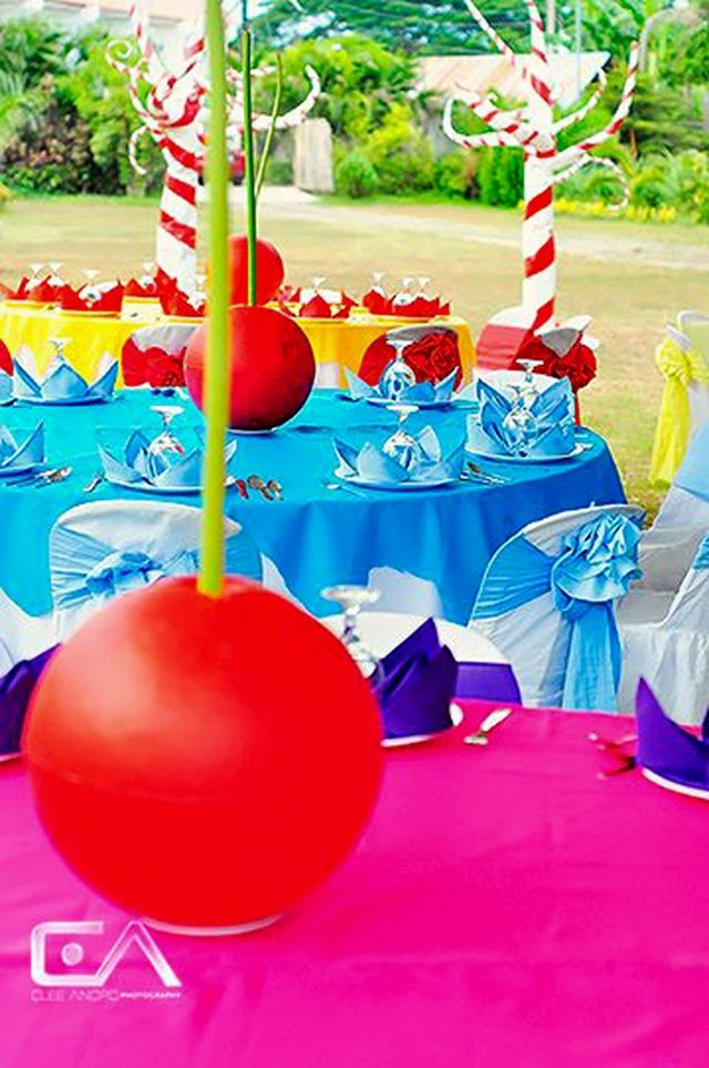 candycrushtheme temacandycrush - Someone Decorating For A Party
