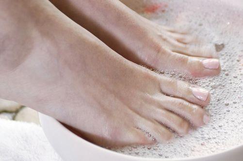 Как размягчить ногти на ногах для стрижки в домашних условиях?