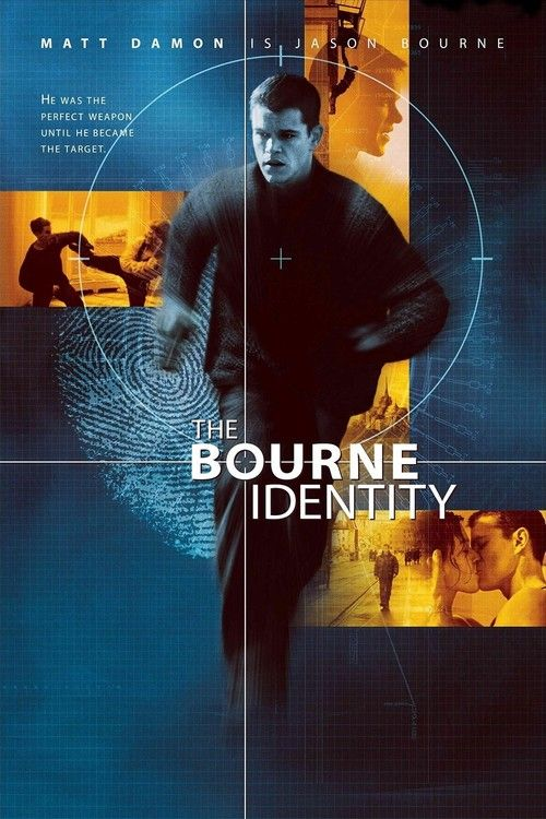 Watch The Bourne Identity Full Movie HD at
