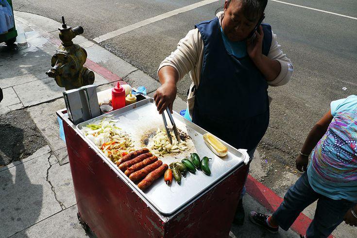 ロサンゼルス・メキシコ人街の「母ちゃんが作るホットドッグ」が激ウマ! 治安は悪いが美味いのは事実