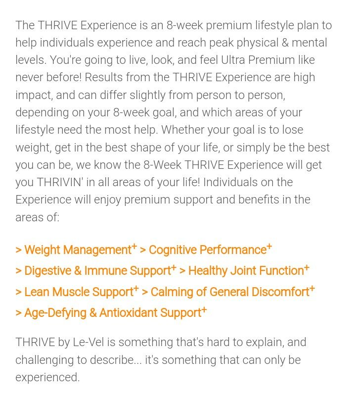 Pin by nikki on level thrive experience how to plan