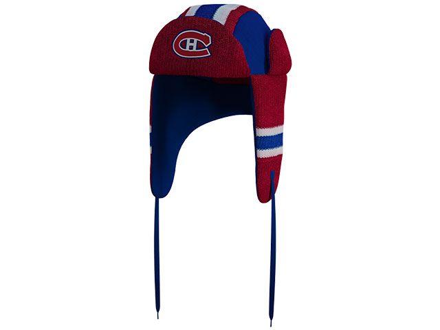 Chapeau réversible des Canadiens de Montréal
