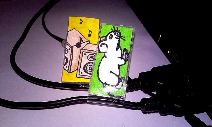Así diferencio yo los cables #diy