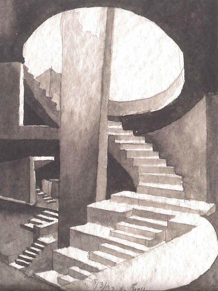 Steven Holl: The Watercolours