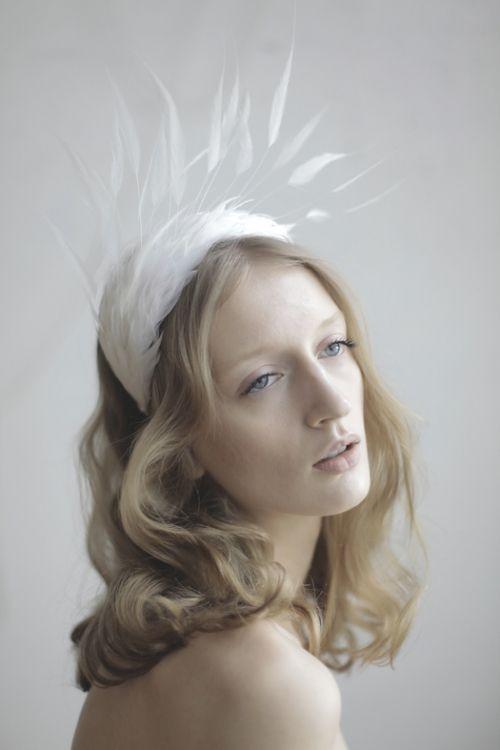 Цветы, перья и шелк от Konstantin Gayday / Мода / trendy