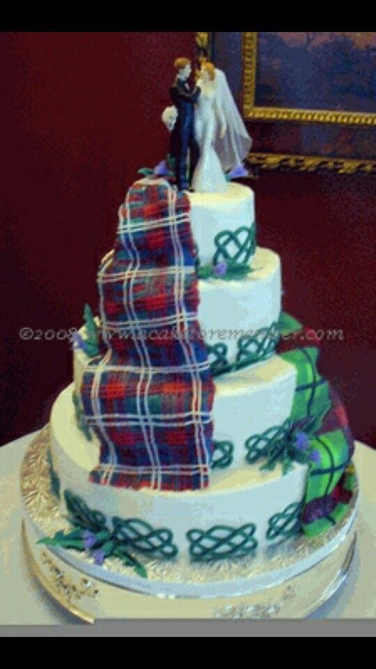 Wiccan Wedding Cake Topper