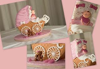 Kinderwagen taart