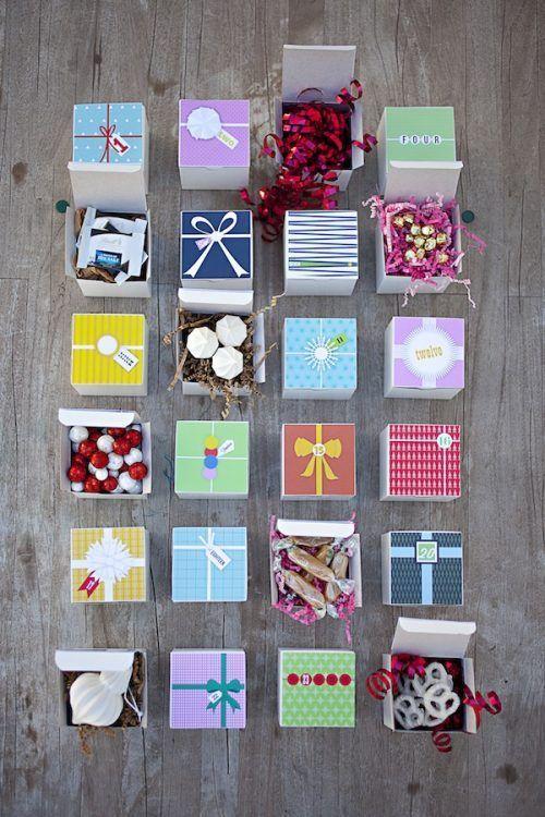 Diy Advent Calendar Drawers : The best homemade advent calendars ideas on pinterest