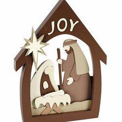 nativity christmas crafts   Nativity Craft Kit