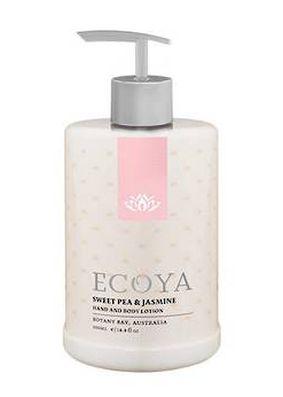 Ecoya Sweet Pea & Jasmine Hand & Body Lotion
