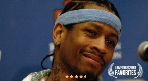 Allen Iverson 'The Answer' documentary.  A must watch for all AI fans