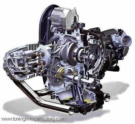 Bmw R1200rt New Engine