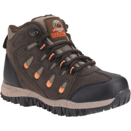 Brahma - Boys' Vigo Hiking Boots, Brown