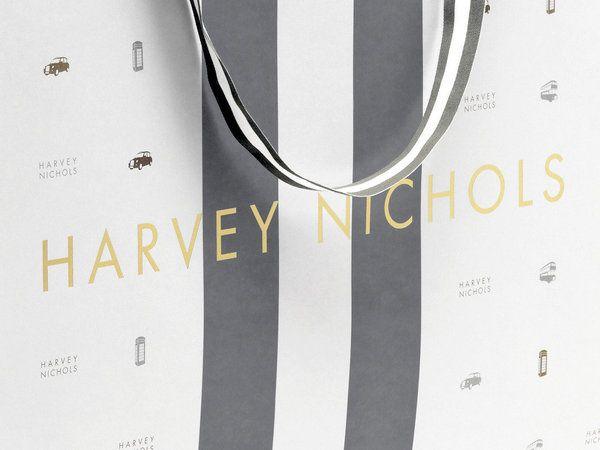 Harvey Nichols bag