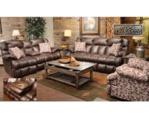 Pink Camo Living Room Furniture