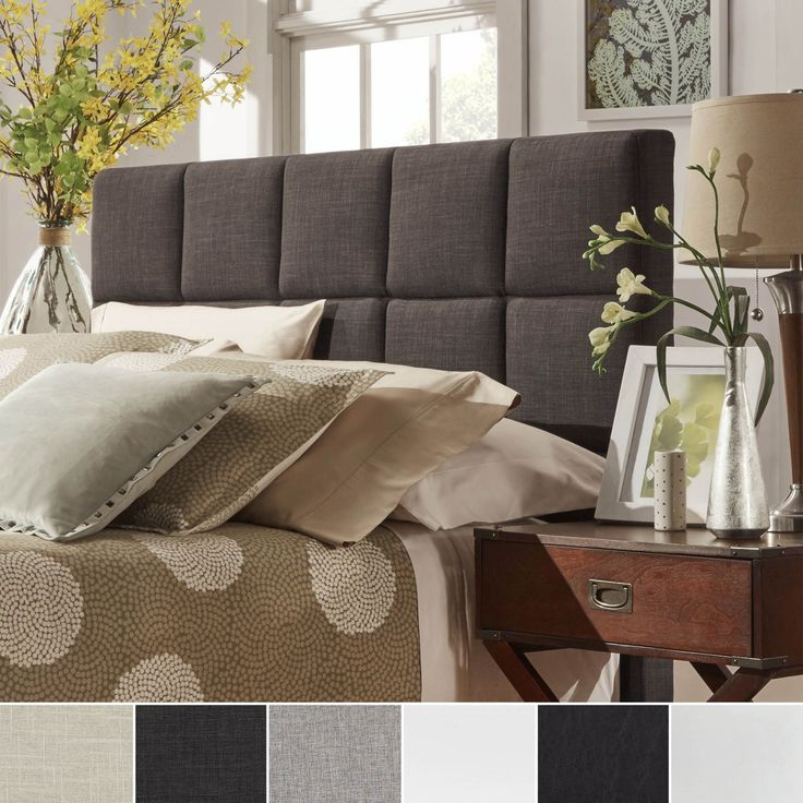 1000 ideas about king size upholstered headboard on pinterest master bedrooms bedrooms and. Black Bedroom Furniture Sets. Home Design Ideas