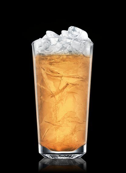 A Day At The Beach - Fill a shaker with ice cubes. Add all ingredients. Shake and strain into a chilled highball glass filled with ice cubes. 1 Part Malibu Rum, 1 Part Amaretto, 1 Part Orange Juice, 1 Splash Grenadine