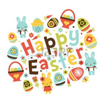 Happy Easter to you and your family. It's a beautiful day!