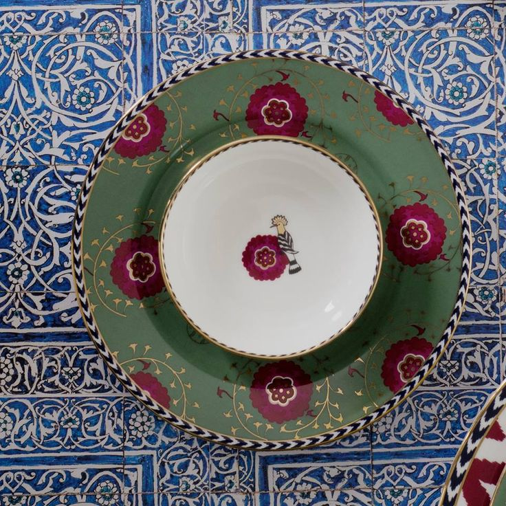 Khiva our newest design story is inspired by iconic motifs that define Central Asian aesthetic & 67 best Dinner Service images on Pinterest   Ceramica Dinner and ...