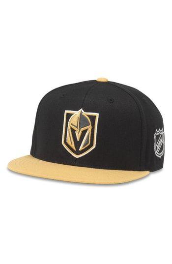 hot sale online ebb6d 34277 New American Needle Blockhead Las Vegas Golden Knights Snapback Baseball  Cap Men Fashion Hats.