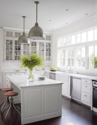 Traditional Kitchen by Victoria Hagan and n/a in Southport, Connecticut
