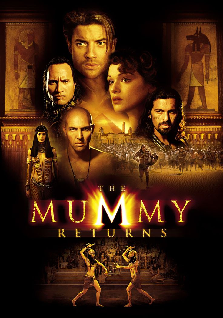 The Mummy returns movie in Hindi in 3GP