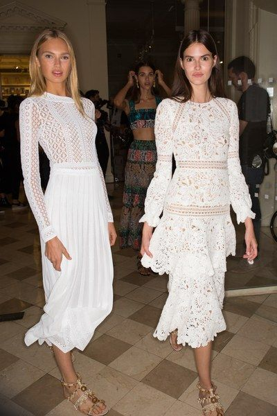 Spring Style Ideas. Oscar de la Renta Spring 2017 Ready-to-Wear collection.