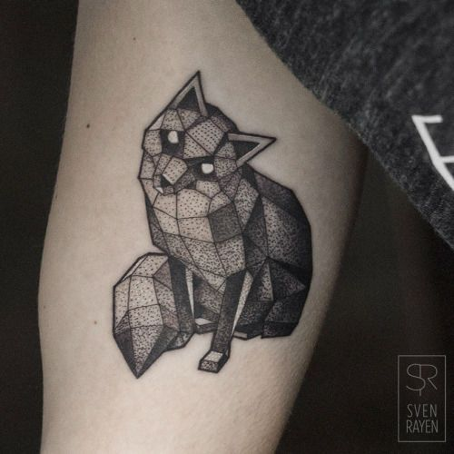 18 Magical Fox Tattoo Designs