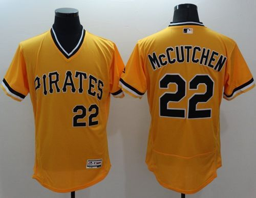 35f68209ee1 ... store pirates 22 andrew mccutchen gold flexbase authentic collection  cooperstown stitched mlb jersey e2eac 0dba2
