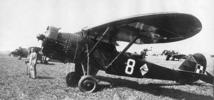 Польский самолет-разведчик Люблин Р-13, pin by Paolo Marzioli