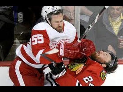Big NHL Hits (HD) This one is better 6:00 nasty just ouch.