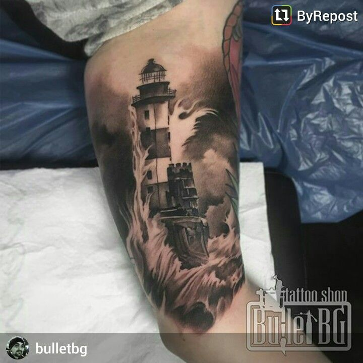 Realistic Lighthouse by Bullet BG