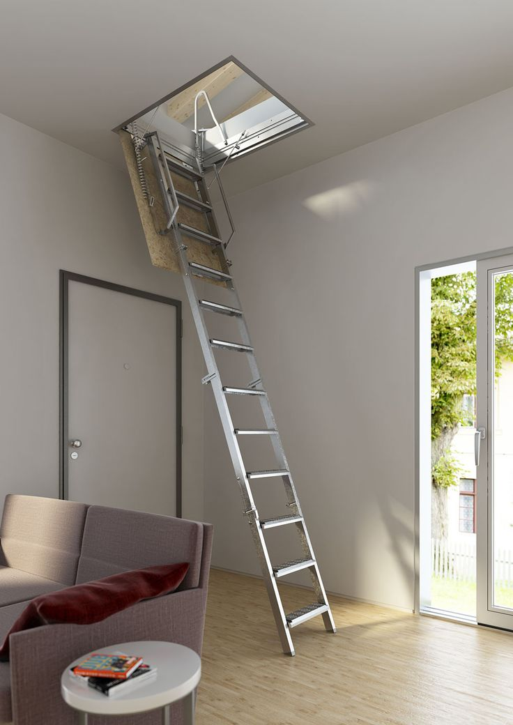 attic ladder loft
