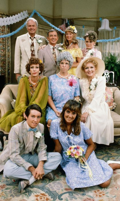In 1983, Betty reunited with close friend Vicki Laurence in 'Mama's Family' - the hilarious spinoff from 'The Carol Burnett Show.'