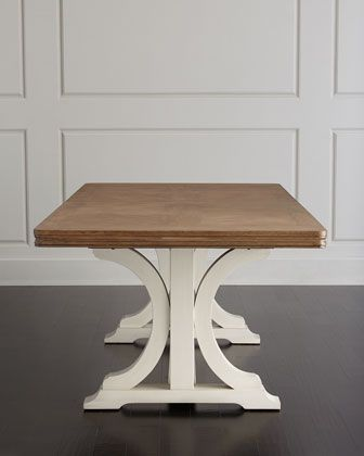 Maisy Dining Table at Neiman Marcus.